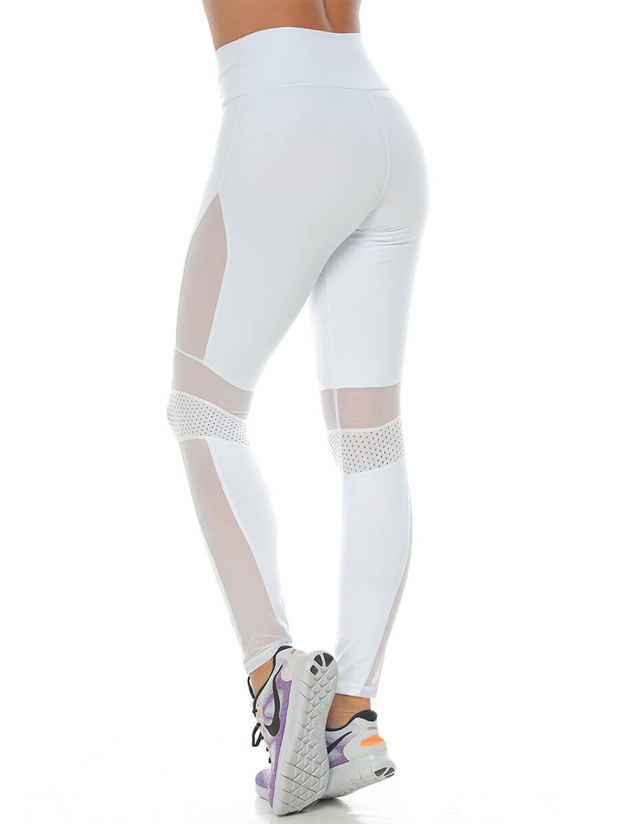 TASHA WHITE LEGGINGS