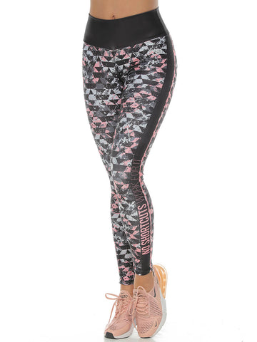 LYNNE PRINTED LEGGINGS