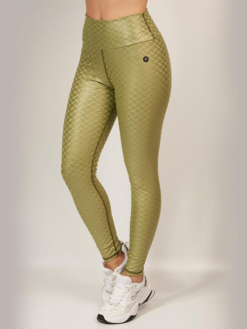 TINA GREEN LEGGINGS