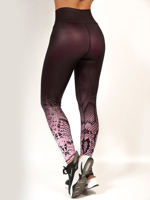 CARMEL PURPLE LEGGINGS