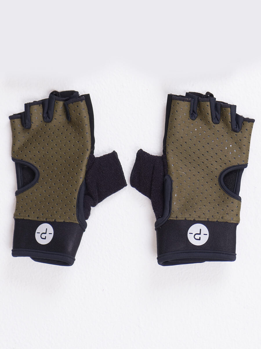 GLOVES ARMY GREEN N 18