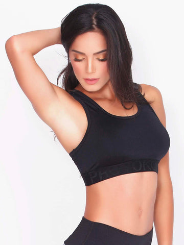 GINA WHITE SPORTS BRA