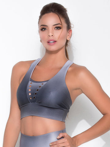 Gadea green bra top