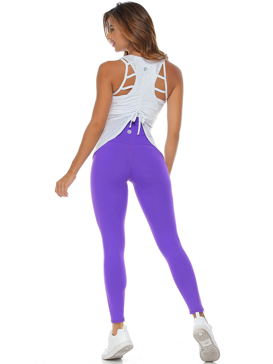 ELIXE PURPLE LEGGINGS