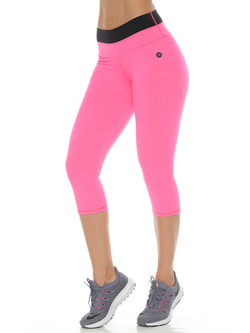 BEVERLY NEON MANDARINE LEGGINGS
