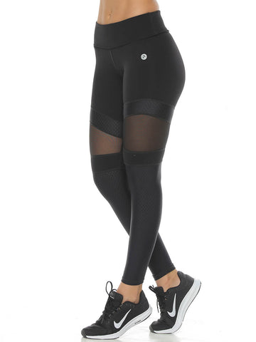 BROOK NAVY LEGGINGS