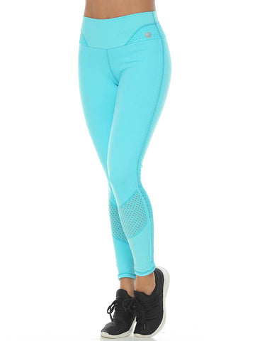 MANDY ELECTRIC BLUE LEGGINGS