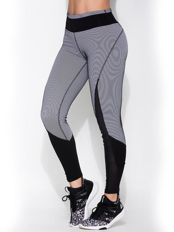 TIA NAVY LEGGINGS