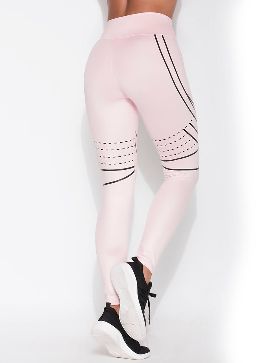 ZOE PINK LEGGINGS