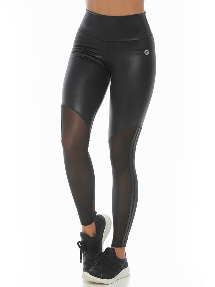 RAVEN BLACK LEGGINGS