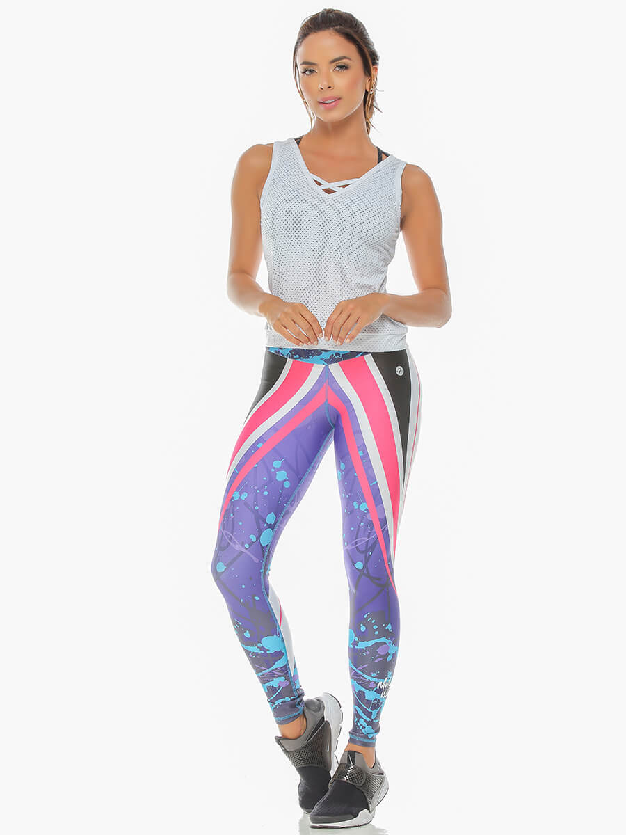 SADIE PRINTED LEGGINGS
