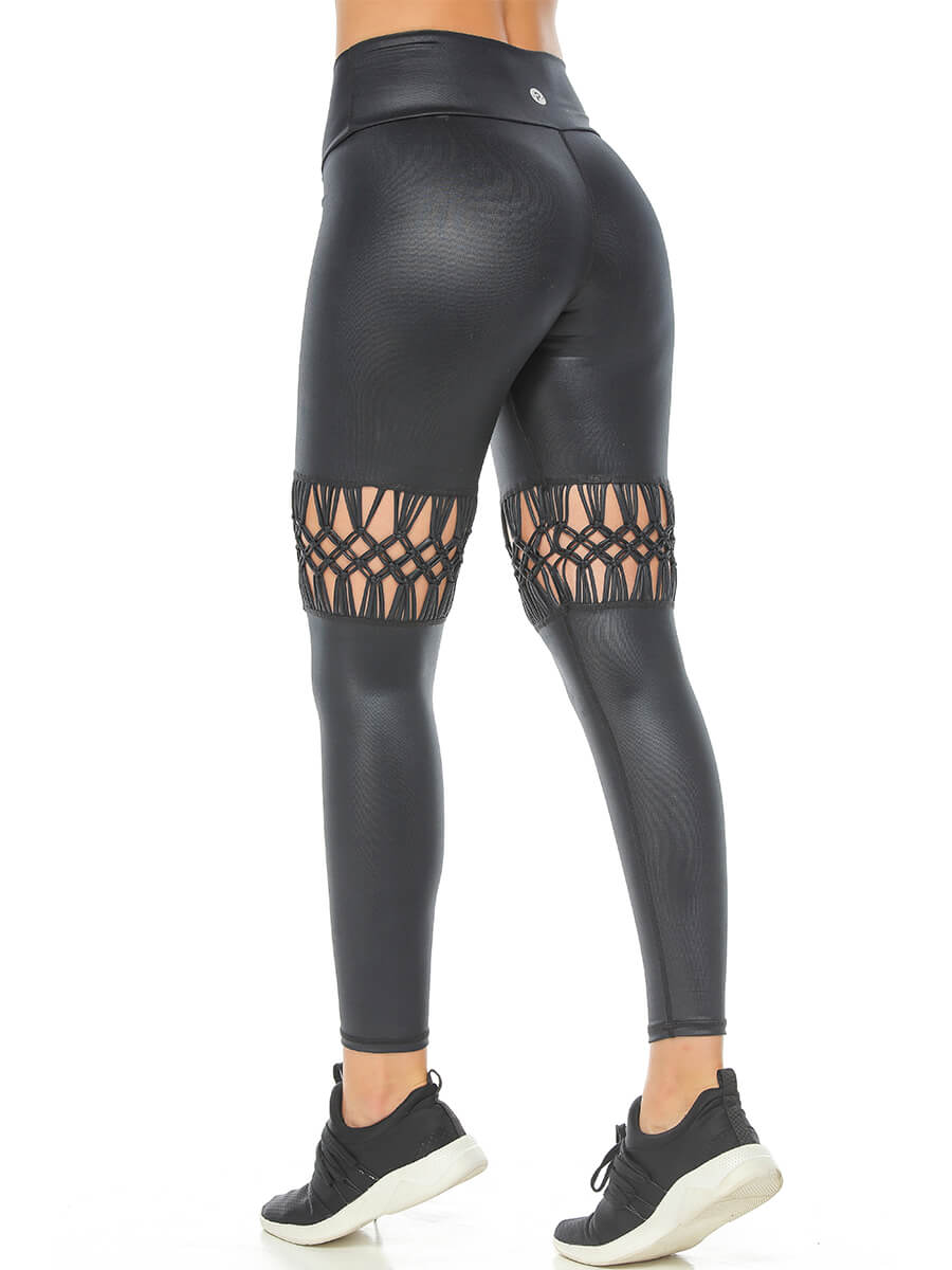 SHANA BLACK LEGGINGS
