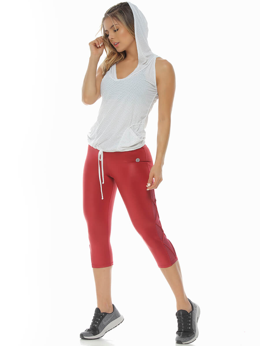SIENA RED CAPRI