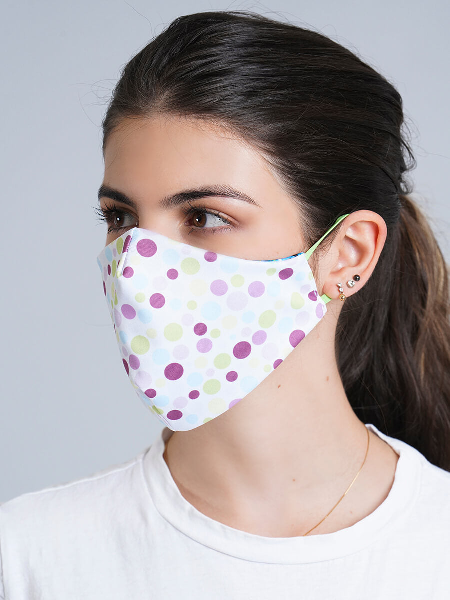 SPRING REVERSIBLE FACE MASK