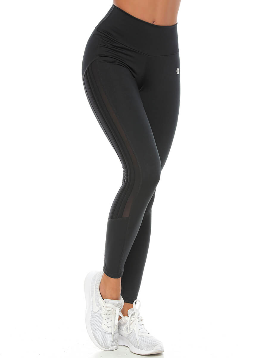 SUSAN BLACK LEGGINGS