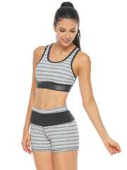 TERA PRINTED SPORTS BRA