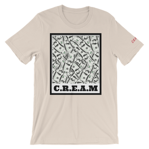 C.R.E.A.M - Soft Cream - Streetwear by Space Is Black Apparel