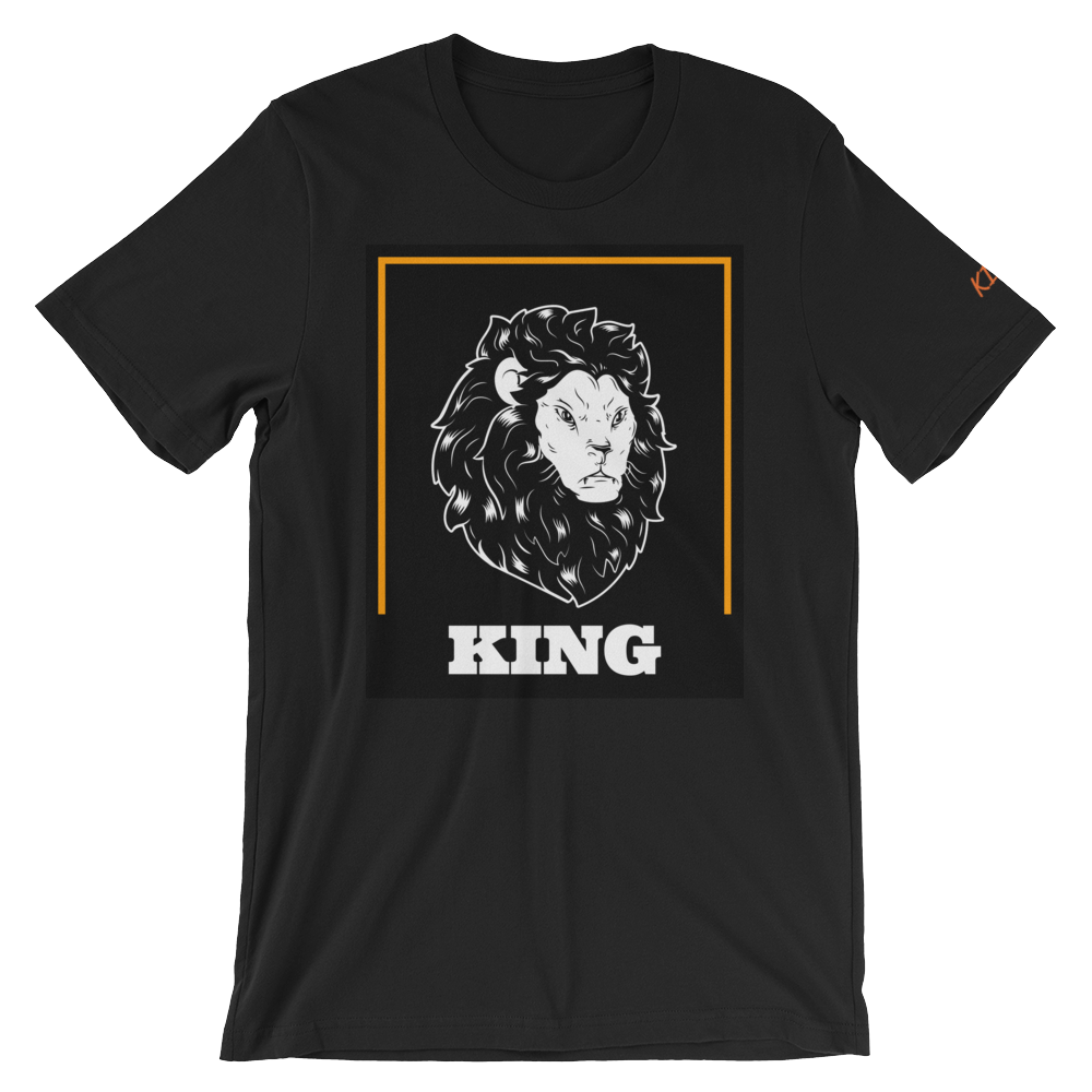 """KING"" - Black - Streetwear by Space Is Black Apparel"