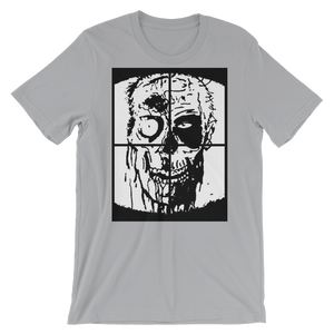 """ZOMBIE"" - Silver - Streetwear by Space Is Black Apparel"