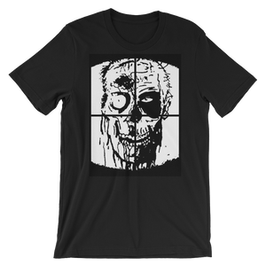 """ZOMBIE"" - Black - Streetwear by Space Is Black Apparel"