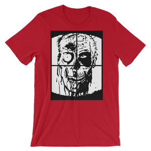 """ZOMBIE"" - Red - Streetwear by Space Is Black Apparel"