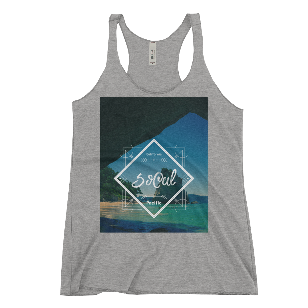 SoCal Women's Tank by Space Is Black California Beach Clothing