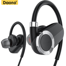 Buy DAONO Bluetooth Earphones In-Ear Stereo Sports Wireless headphones Earbuds For Gym Running Workout Headset with Mic for $14.94