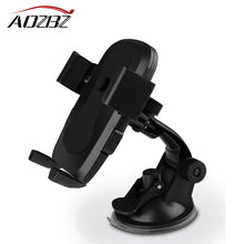 Universal Car Mobile Phone Holder Stand Mount Slicone Sucker Windshield 180 degree rotation for Mobile iphone5 6PLUS 7 Samsung