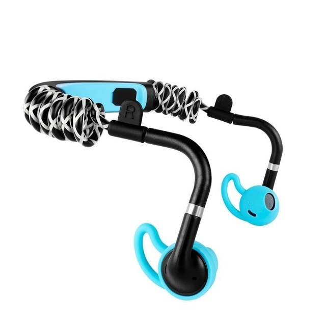 Buy Wireless Bluetooth Earphone Ear Hook Neckband Stereo Sports Headphone Headset Earpiece Auriculares Bluetooth for Running for $69.99