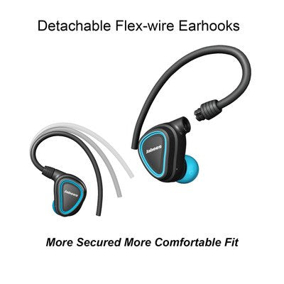 Buy Volemer Original genuine Mini Bluetooth Wireless Headphone Headset earphones ear Buds Stereo HIFI Sweatproof IPX4 sports Fitness for $69.99