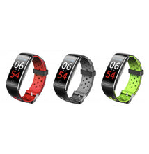 Z11C Bluetooth Smart Wristband Fitness Tracker Watch IP68 Waterproof Sleep Monitor Smart Bracelet with Intelligents Heart Rate Blood Pressure Monitor