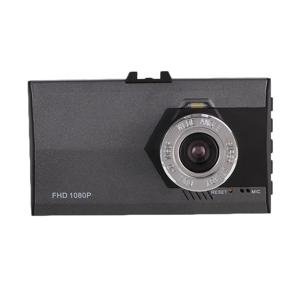 Car DVR Dash Camera Premium G-Sensor 120 Degree Wide Angle Mini Camcorder LTPS Screen 3inch Motion Detection Cam