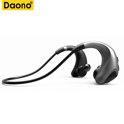 DAONO IPX4 Waterproof Running Mini Headphone 4.1 Bluetooth Earphone Sports Stereo Music Headset Microphone for iPhone 7 6S