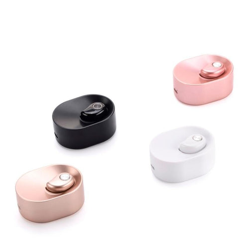 Colors Mini Wireless Bluetooth 4.0 Stereo In-Ear Headset Earphone For Samsung Galaxy Note 8 High-fidelity sound quality