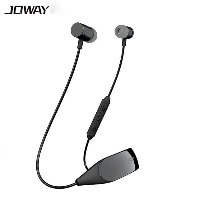 JOWAY H09 Wireless Sweatproof Sports fashion Headphone Bluetooth Stereo Music Earphone Handsfree Headset With Mic Neckband