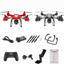 S30W 2.4GHz GPS FPV RC Drone Quadcopter with 720P HD Camera Wifi Headless Mode