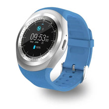 Y1 Round Screen Smart Watch Adults Wearable Devices Support SIM Card Bluetooth