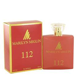 112 M Eau De Parfum Spray By Marilyn Miglin