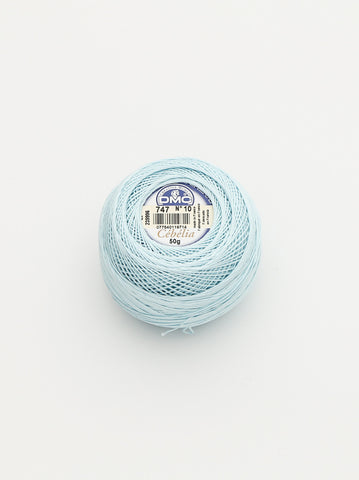 Ammee's DMC Crochet Cotton - Aqua