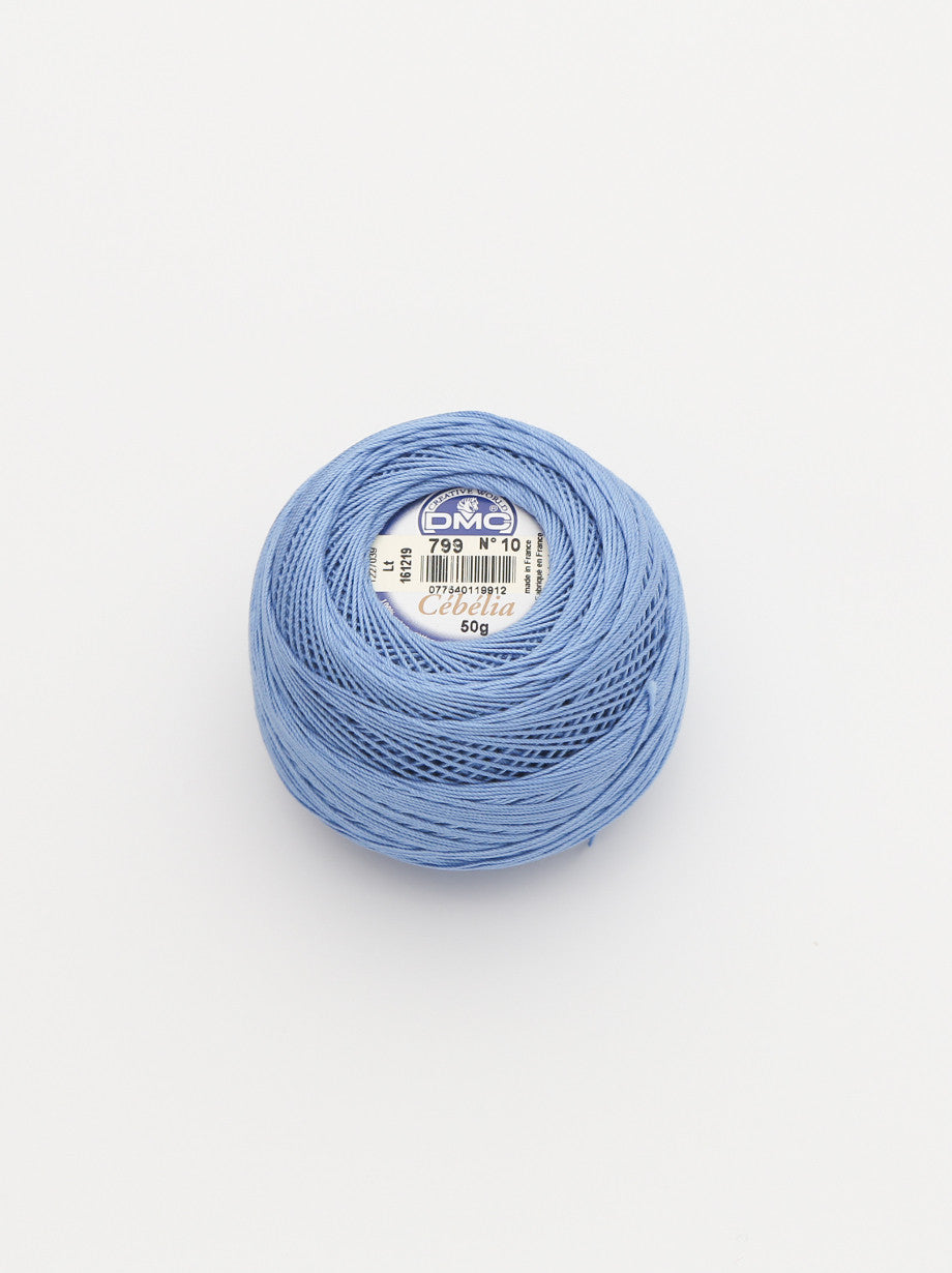 Ammee's DMC Crochet Cotton - Blue