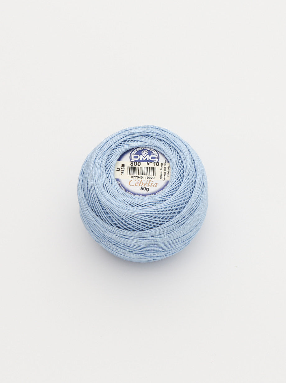 Ammee's DMC Crochet Cotton - Sky Blue