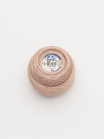 Ammee's DMC Crochet Cotton - Tan