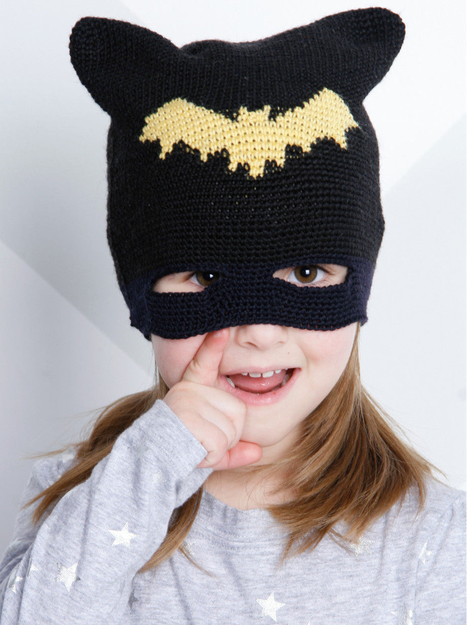 Ammee's Undercover Crochet - For your little superheores