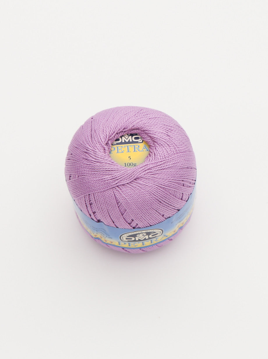 Ammee's Petra Cotton Crochet - Light Purple