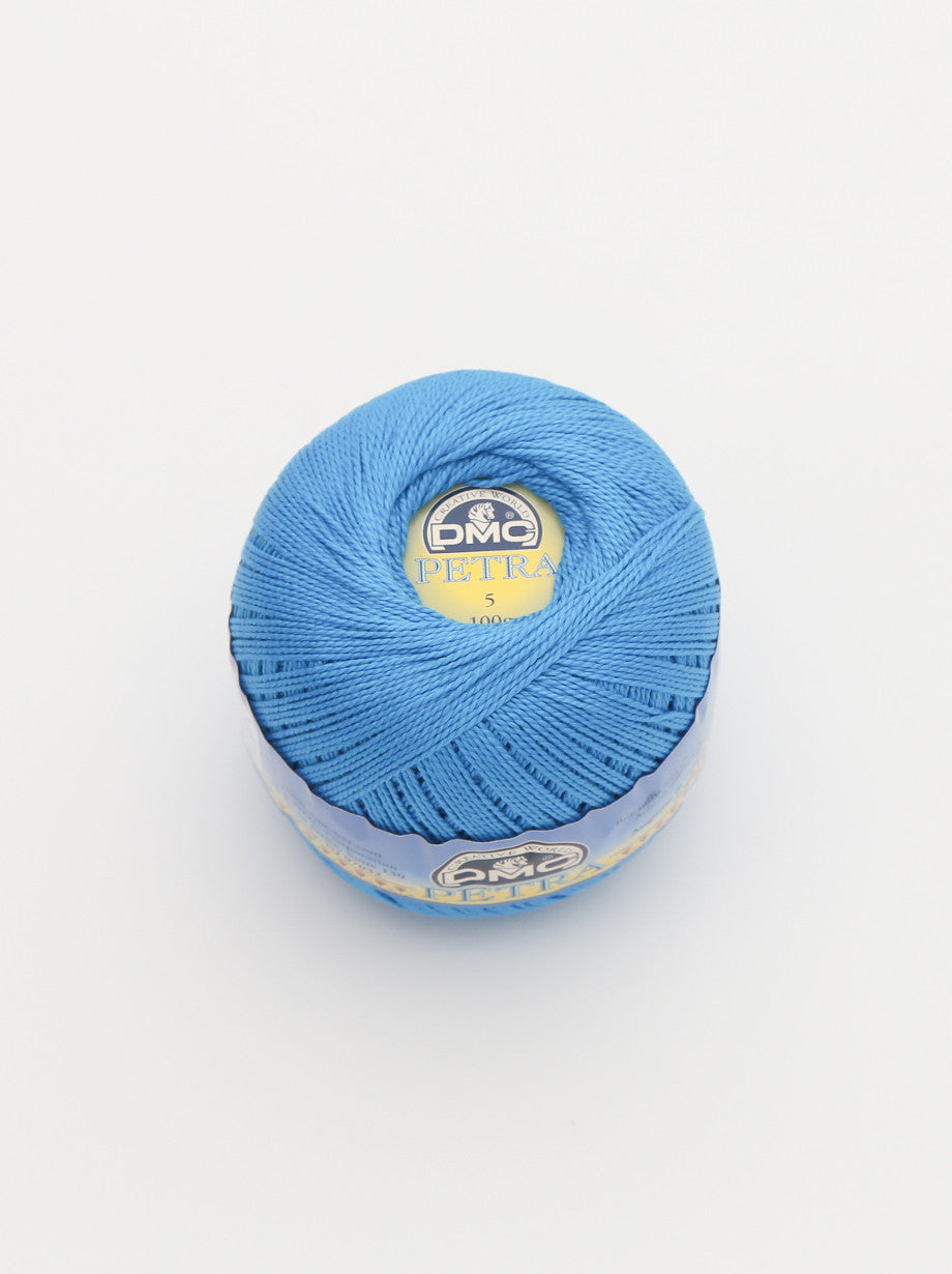 Ammee's Petra Cotton Crochet - Dark Turquoise