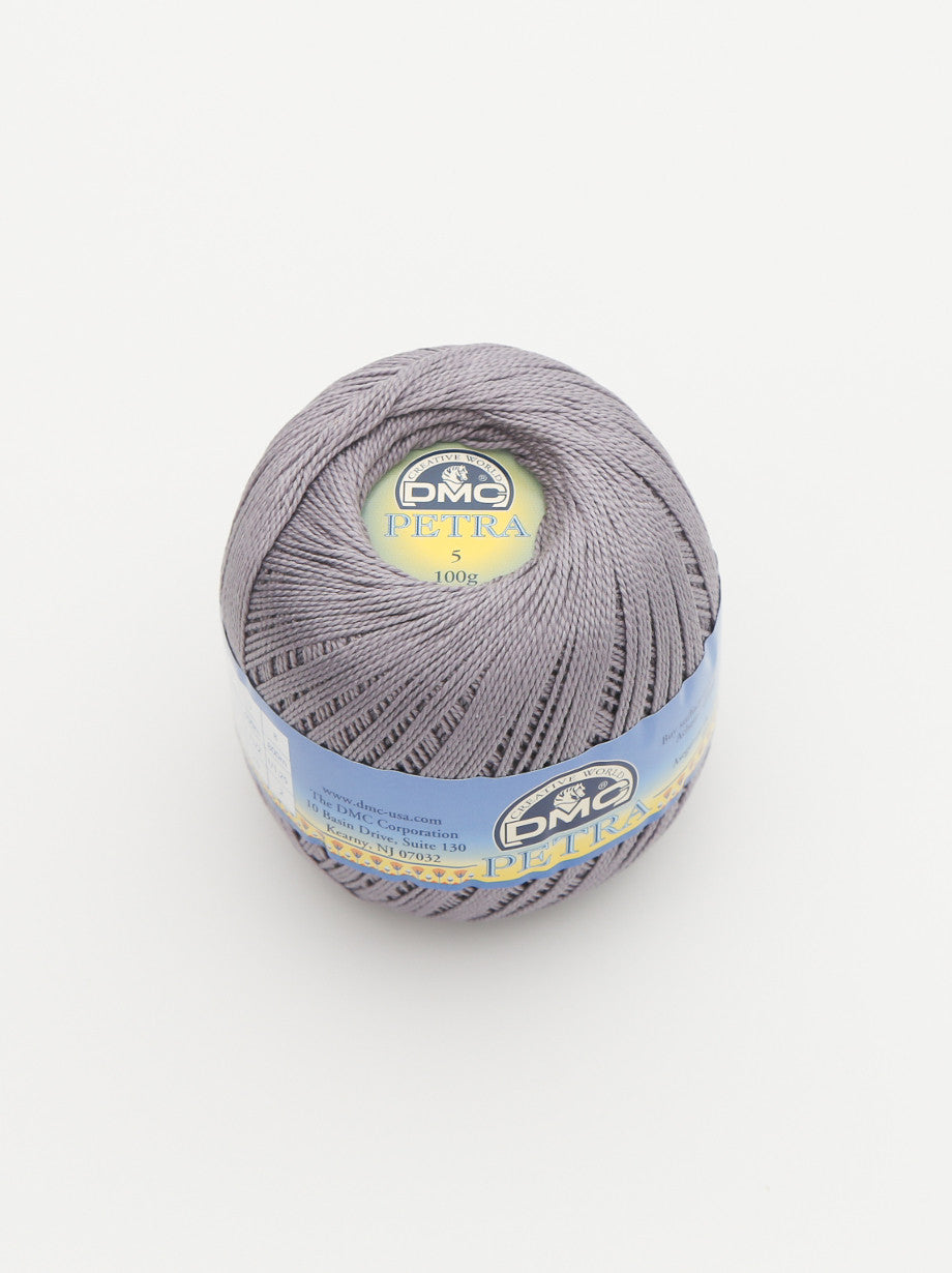 Ammee's Petra Cotton Crochet - Dark Gray