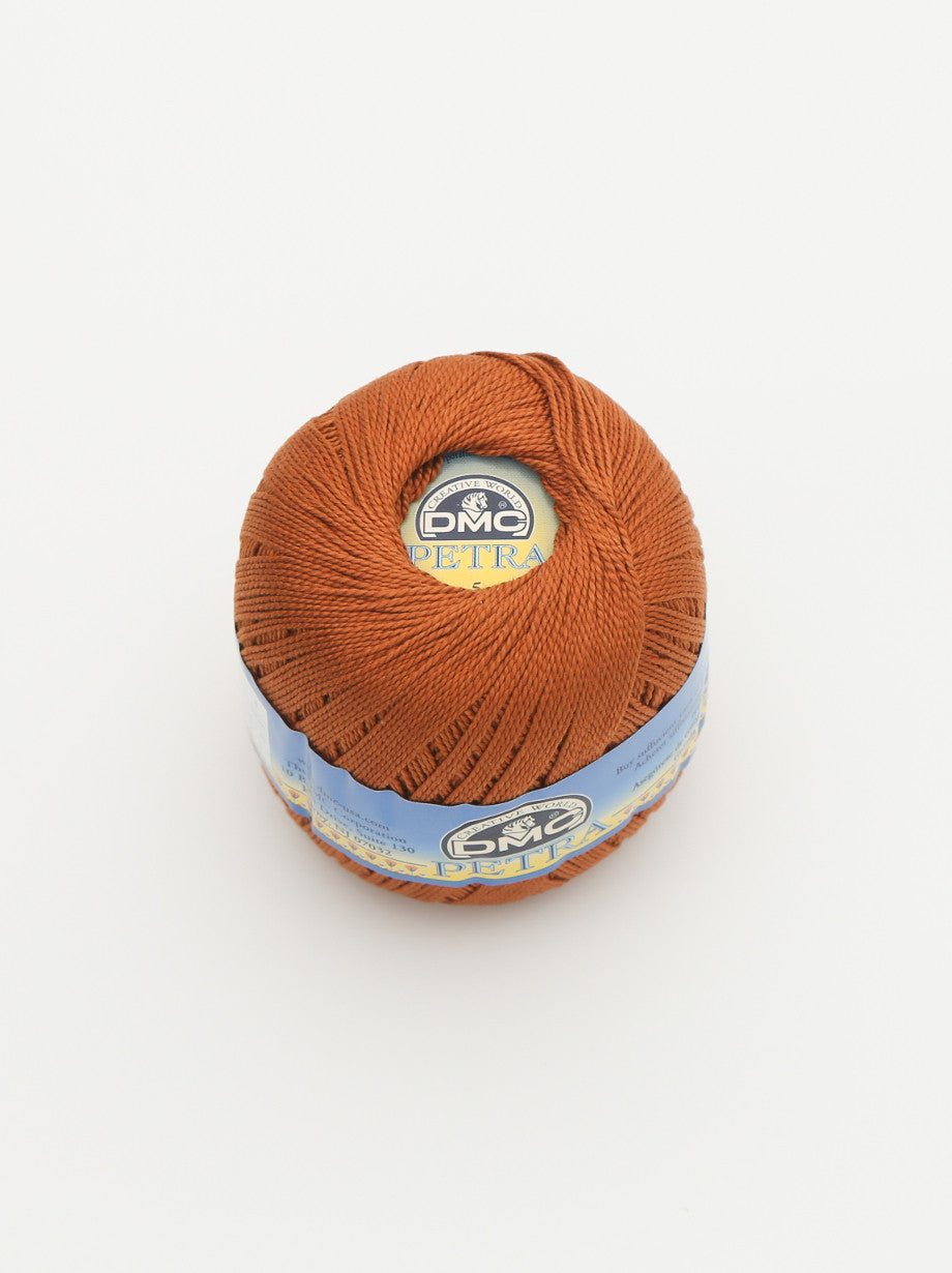 Ammee's Petra Cotton Crochet - Brown