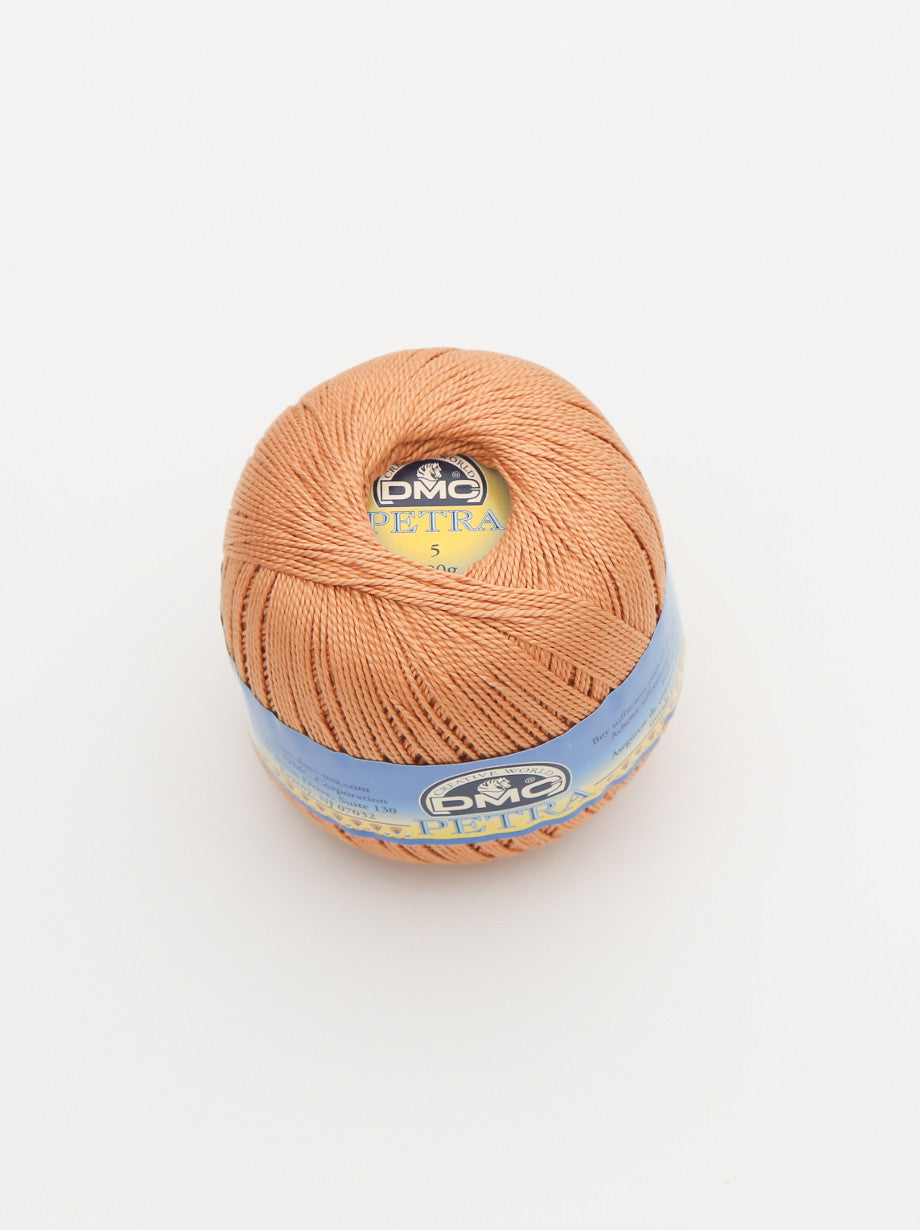 Ammee's Petra Cotton Crochet - Bronze