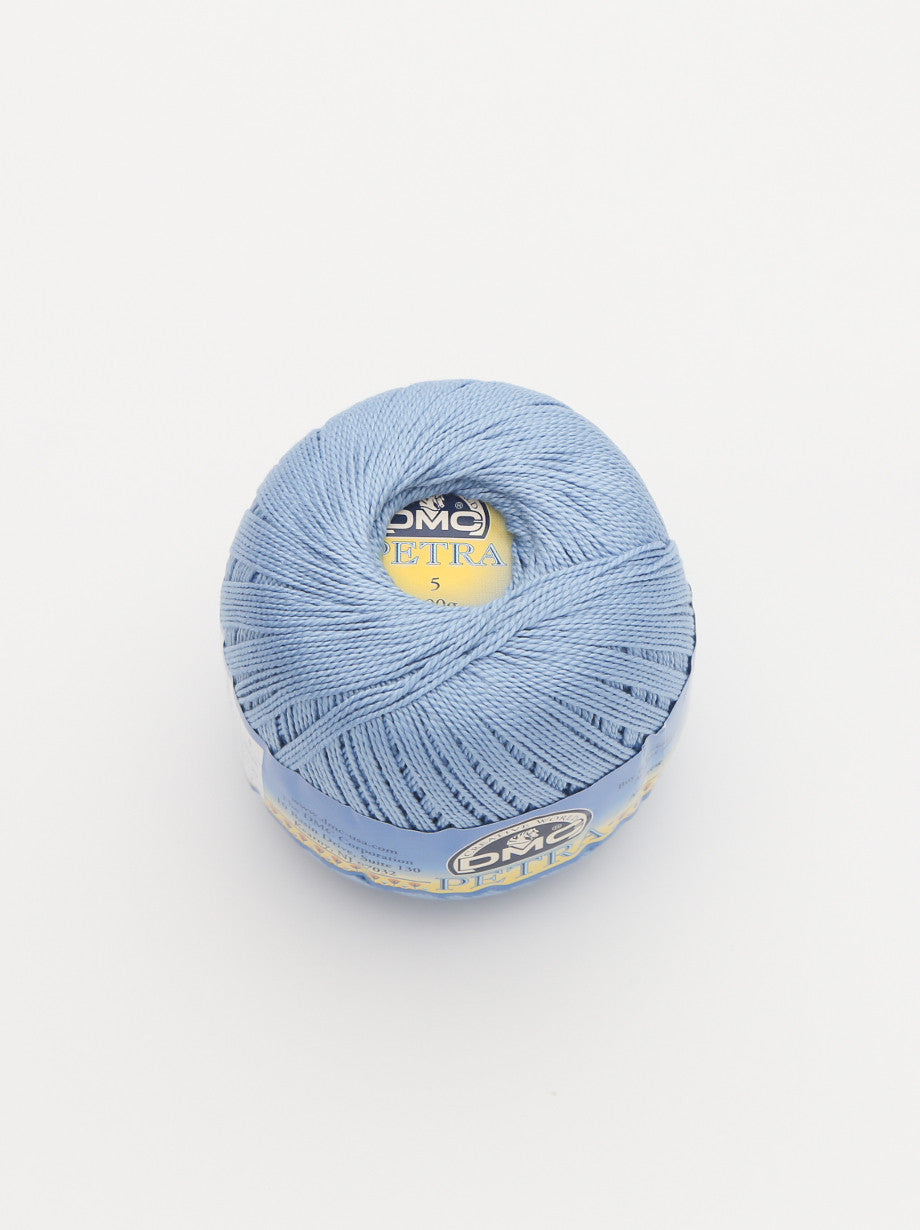 Ammee's Petra Cotton Crochet - Blue