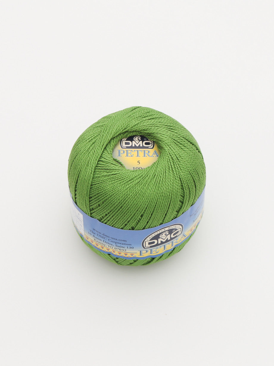 Ammee's Petra Cotton Crochet - Green